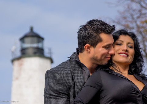 Carlos and Melinda