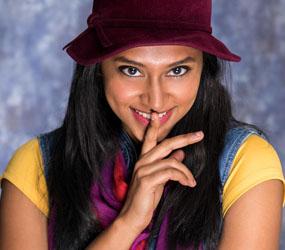 2017 High School Senior Portrait - Aishwarya