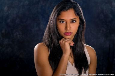 2017 Model Headshot - New Haven, Connecticut - Aishwarya - Featured in Photoshop Creative #150